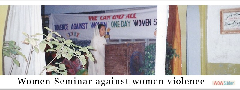 Women Seminar Against Voilence